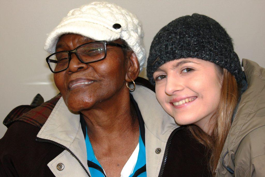 Gwen Volunteer